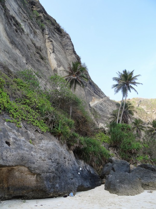 Idée d'itinéraire sur Nusa penida